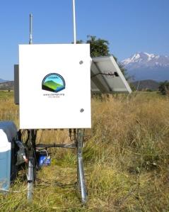 Center for Transformative Environmental Monitoring Programs Mount Lassen