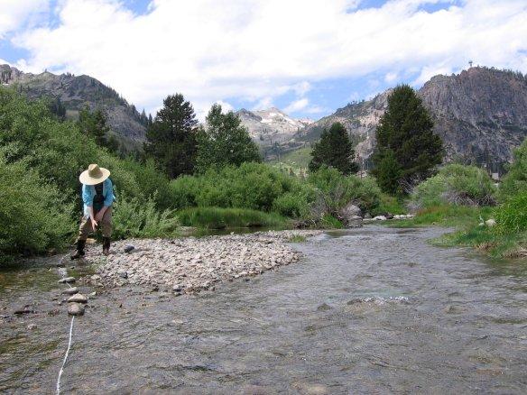 Scott Tyler hydrology Center for Transformative Environmental Monitoring Programs